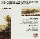 Budapester Blechbläser-Quintett/Budapester Blechbläser-Quintett