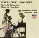 Variationen für Klavierduo/Zsuzsanna Kollár, Gabriella Láng