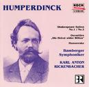 Orchesterwerke/Bamberger Symphoniker, Karl Anton Rickenbacher