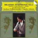 ブラ-ムス:交響曲第4番 他/Rundfunkchor Berlin, Dietrich Knothe, Berliner Philharmoniker, Claudio Abbado