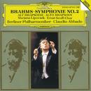 ブラームス:交響曲第2番、アルト・ラプソディ/Berliner Philharmoniker, Claudio Abbado