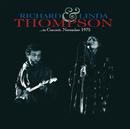 In Concert November 1975/Richard Thompson, Linda Thompson