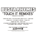 Touch It Remixes/Busta Rhymes