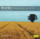 "Dvorák: Symphonies Nos.8 & 9 ""From the New World""/Staatskapelle Dresden, James Levine"