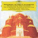 ムソルグスキー:組曲<展覧会の絵>、交響詩<はげ山の一夜>、他/Elena Zaremba, Berliner Philharmoniker, Claudio Abbado, Prague Philharmonic Chorus, Pavel Kühn