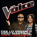 Love Is A Battlefield (The Voice Performance)/Cee-Lo Green, Vicci Martinez