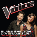 I Won't Back Down (The Voice Performance)/Blake Shelton, Dia Frampton