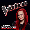 Born This Way (The Voice Performance)/Casey Desmond