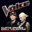 Need You Now (The Voice Performance)/Curtis Grimes, Emily Valentine