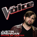 Drops Of Jupiter (The Voice Performance)/Justin Grennan