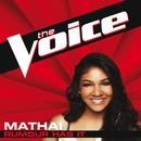 Rumour Has It (The Voice Performance)/Mathai