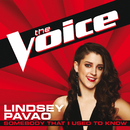 Somebody That I Used To Know (The Voice Performance)/Lindsey Pavao