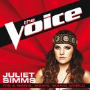 It's A Man's, Man's, Man's World (The Voice Performance)/Juliet Simms
