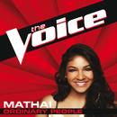 Ordinary People (The Voice Performance)/Mathai