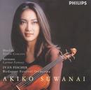 Dvorák: Violin Concerto / Sarasate: Carmen Fantasy/Akiko Suwanai, Budapest Festival Orchestra, Iván Fischer