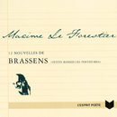 12 Nouvelles De Brassens (Simple)/Maxime Le Forestier