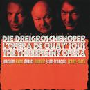 Die Dreigroschenoper/Daniel Humair, Joachim Kühn, Jean-François Jenny-Clark