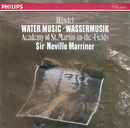 ヘンデル:水上の音楽(ハレ版)/Academy of St. Martin in the Fields, Sir Neville Marriner