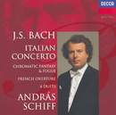 Bach, J.S.: Italian Concerto; Four Duets; French Overture etc./András Schiff