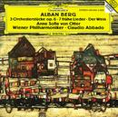 ベルク:初期の7つの歌、ワイン、管弦楽のための3つの小品/Wiener Philharmoniker, Claudio Abbado