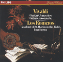 ヴィヴァルディ:ギター協奏曲集/Los Romeros, Academy of St. Martin in the Fields, Iona Brown