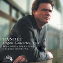 ヘンデル:オルガン協奏曲/Accademia Bizantina, Ottavio Dantone