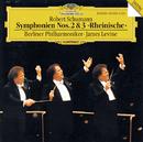 シューマン:交響曲 第2番・第3番 <ライン>/Berliner Philharmoniker, James Levine