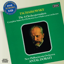 Tchaikovsky: Four Suites for Orchestra/New Philharmonia Orchestra, Antal Doráti