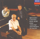 モーツァルト:ピアノ協奏曲第20番、2台、3台のピアノのための協奏曲/Daniel Barenboim, András Schiff, Sir Georg Solti, English Chamber Orchestra