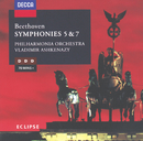 Beethoven: Symphonies Nos.5 & 7/Philharmonia Orchestra, Vladimir Ashkenazy