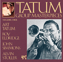 Tatum Group Masterpieces, Vol 2/Art Tatum, John Simmons, Roy Eldridge, Alvin Stoller