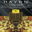 """Haydn: Symphonies Nos. 44 """"Trauer""""; 48 """"Maria Theresia""""; No. 95, 98, 100 """"Militär"""" & 101 """"Die Uhr""""/Ferenc Fricsay, RIAS Symphony Orchestra Berlin"""