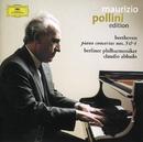 Beethoven: Piano Concertos Nos.3 & 4/Maurizio Pollini, Berliner Philharmoniker, Claudio Abbado