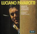 ヴェルディ&ドニゼッティ・アリア集/Luciano Pavarotti, Wiener Opernorchester, Sir Edward Downes