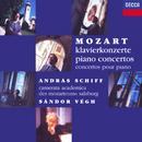Mozart: The Piano Concertos/András Schiff, Camerata Academica des Mozarteums Salzburg, Sándor Végh