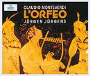Monteverdi: L'Orfeo/Blaserkreis Fur Alte Musik Hamburg, Camerata Accademica Hamburg, Jürgen Jürgens