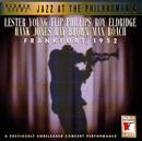 Jazz At The Philharmonic, Frankfurt 1952/Lester Young, Flip Phillips, Roy Eldridge, Hank Jones, Ray Brown, Max Roach