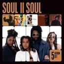5 Album Set (Club Classics Vol 1/Volume II/Volume III/Volume V/The Club Mix Hits)/Soul II Soul