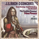 J.S.バッハ:管楽器のための協奏曲集BWV 1044/BWV1060/BWV1055/David Reichenberg, Lisa Beznosiuk, Simon Standage, The English Concert, Trevor Pinnock