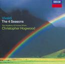 Vivaldi: The Four Seasons/Christopher Hirons, John Holloway, Alison Bury, Catherine Mackintosh, The Academy of Ancient Music, Christopher Hogwood