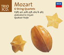 "Mozart: ""Haydn"" String Quartets/Quatuor Ysaÿe"