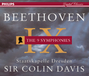 Beethoven: The Symphonies/Staatskapelle Dresden, Sir Colin Davis