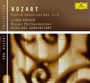 Mozart: Violin Concertos Nos. 3-5/Gidon Kremer, Wiener Philharmoniker, Nikolaus Harnoncourt