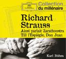 Zarathoustra, Don Juan, Till l'espiègle/Berliner Philharmoniker, Karl Böhm