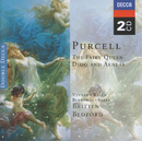 Purcell: The Fairy Queen; Dido & Aeneas/Jennifer Vyvyan, Dame Janet Baker, Sir Peter Pears, Ambrosian Opera Chorus, English Chamber Orchestra, Benjamin Britten, Aldeburgh Festival Strings, Steuart Bedford