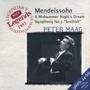 Mendelssohn: Symphony No.3; A Midsummer Night's Dream/Jennifer Vyvyan, Marion Lowe, London Symphony Orchestra, Peter Maag, Female Chorus of the Royal Opera House, Covent Garden