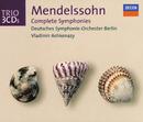 Mendelssohn: Symphonies Nos.1-5/Deutsches Symphonie-Orchester Berlin, Vladimir Ashkenazy