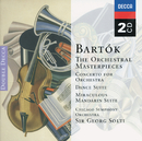 Bartók: The Orchestral Masterpieces/Chicago Symphony Orchestra, Sir Georg Solti