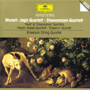 モーツァルト:弦楽四重奏曲第17番<狩り>、第19番<不協和音>、ハイドン:弦楽四重奏曲第77番<皇帝>/Emerson String Quartet