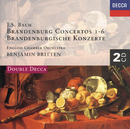 バッハ:ブランデンブルク協奏曲第1~6番/管弦楽組曲第2/3番/English Chamber Orchestra, Benjamin Britten, Carmel Kaine, Emanuel Hurwitz, Sir Philip Ledger, Sir Neville Marriner, Tess Miller, William Bennett